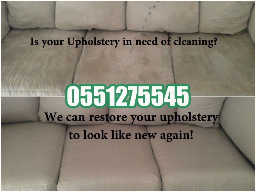 Sofa Cleaning Services In Dubai Sharjah 0551275545 We Are Providing Deep Shampooing All Over The Uae If You Have Fabric Leather