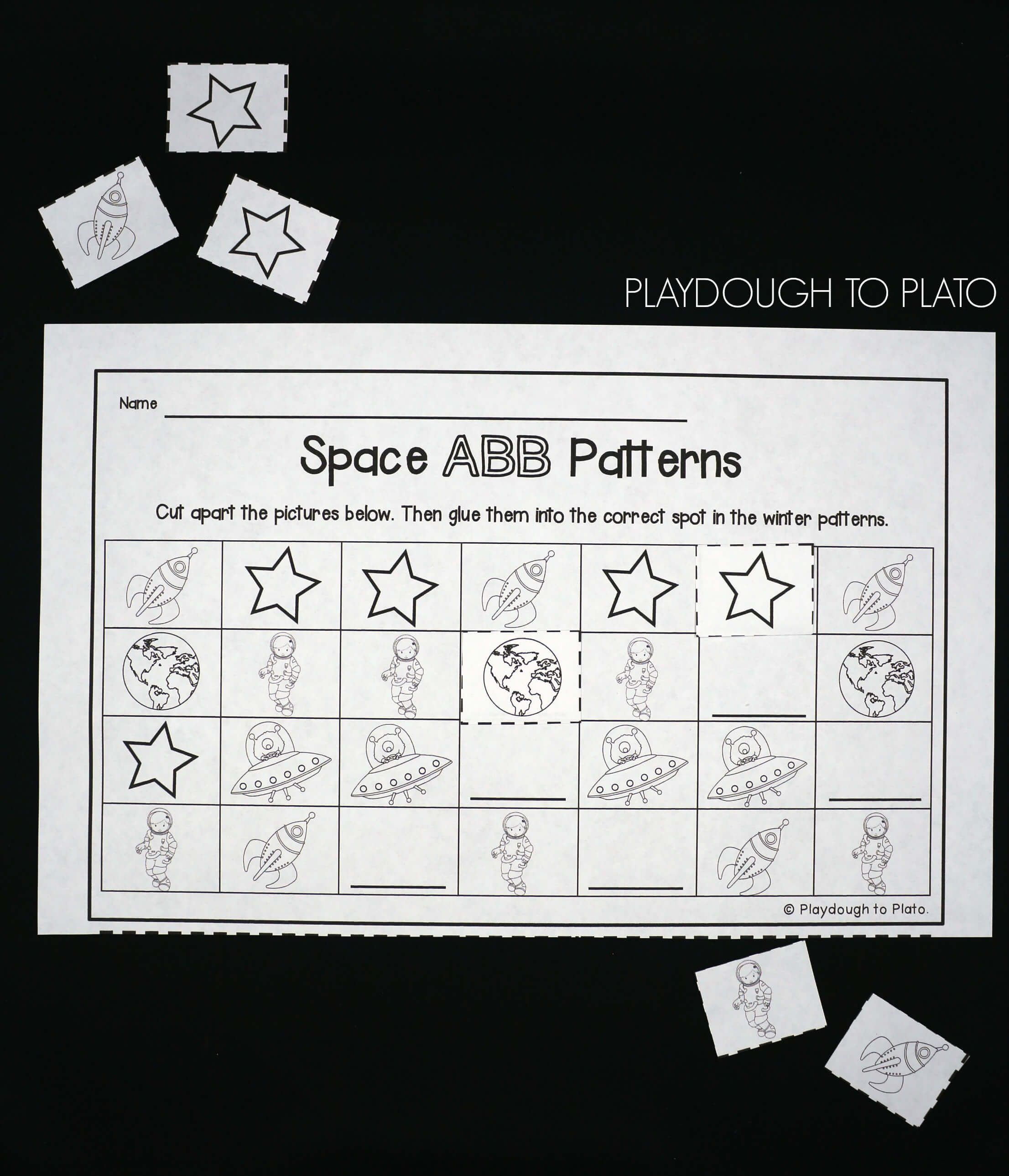 25 Outer Space Activities Playdough To Plato Space Activities Outer Space Activities Abb Patterns [ 2578 x 2212 Pixel ]