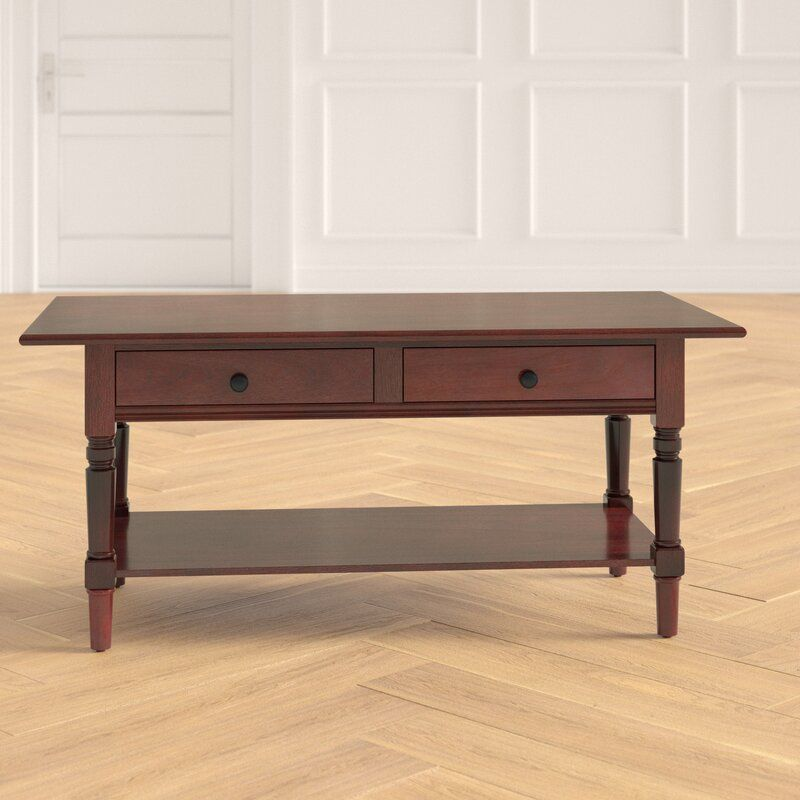 Clive Coffee Table With Storage Reviews Joss Main In 2020 Coffee Table Table Chic Coffee Table