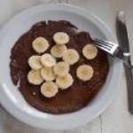Boekweitpannenkoeken met cacao - gezond ontbijt