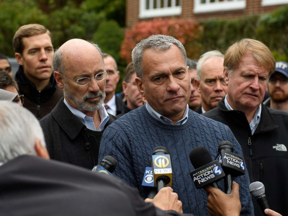 What we know about alleged synagogue shooter Pittsburgh