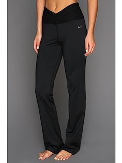Nike Yoga Pants 34 Inseam I Need These For Volleyball They Would Actually Be Long Enough P Lol Straight Leg Pants Black Yoga Pants Yoga Pants Women