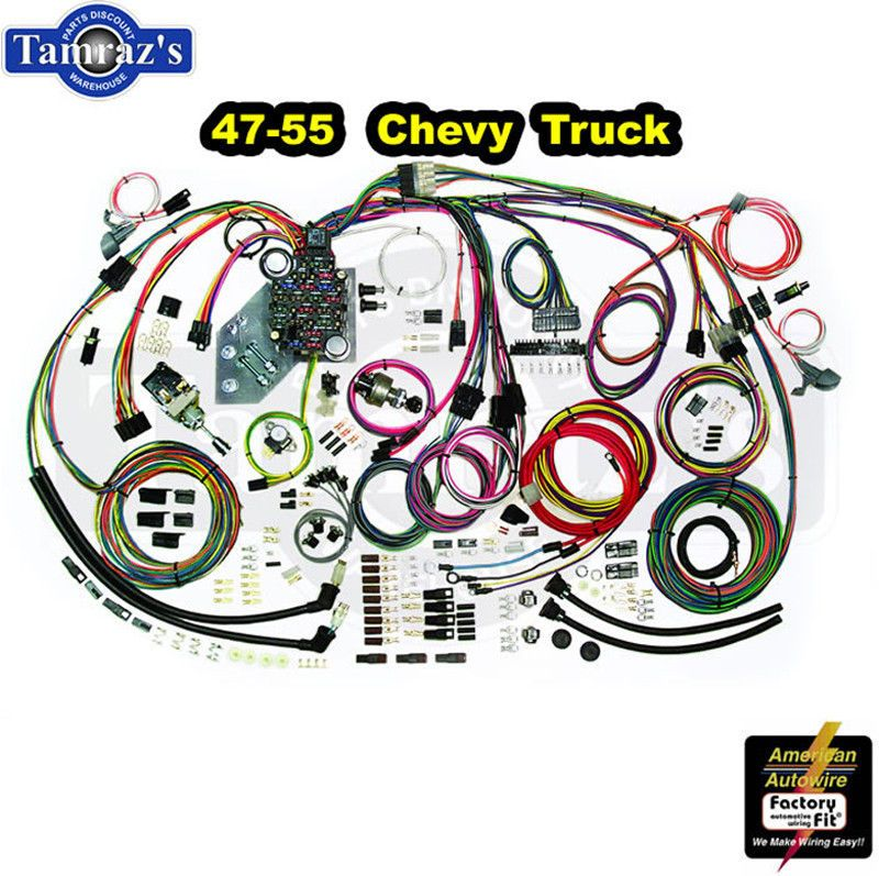 4755 Truck Classic Update Series Complete Body & Interior