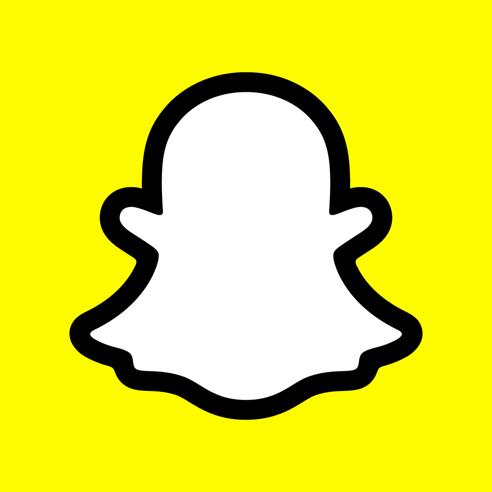 Snapchat On The App Store Snapchat Logo Snapchat Snapchat Information