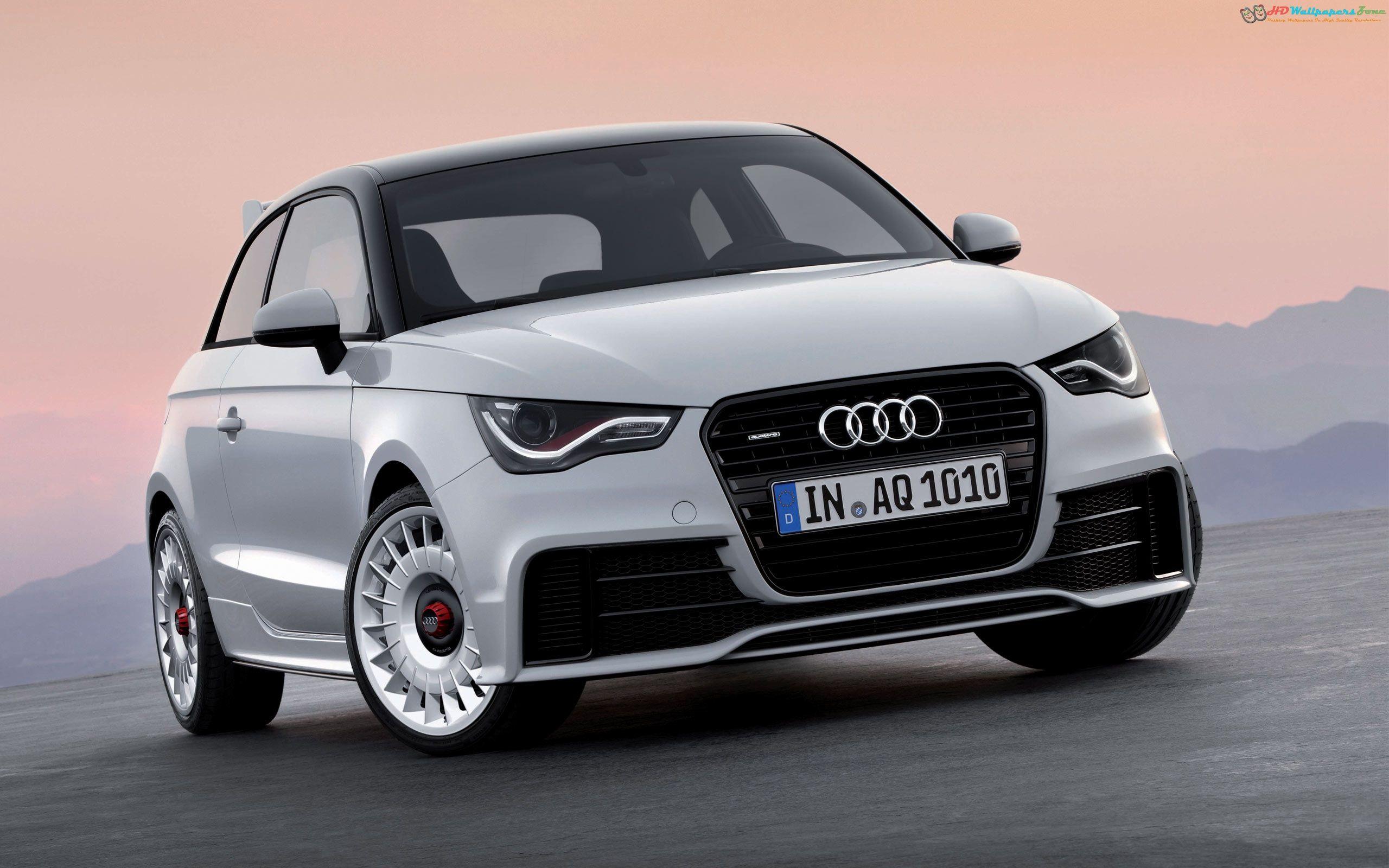 Audi A1 Quattro Hd Desktop Car Wallpaper In Hd And Widescreen