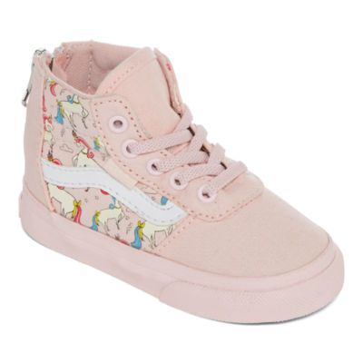 0ff710d979 Vans Maddie Hi Zip Girls Skate Shoes - Toddler - JCPenney | Eleonor ...