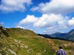 Nur ein paar Schritte zum Gipfelglück in den Kärntner Nockbergen für die fleißigen Wandersfüße http://www.pulverer.at/wanderurlaub-kaernten.de.htm