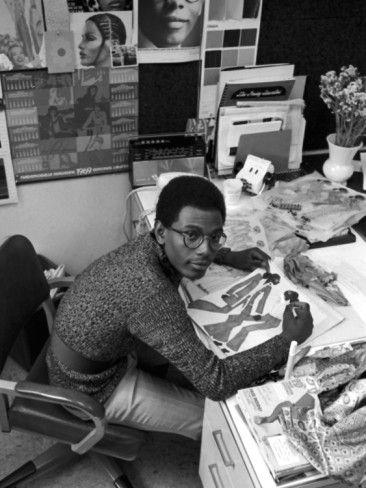 The Influential Black Fashion Designers You Should Know Black Fashion Designers African American Fashion Willi Smith