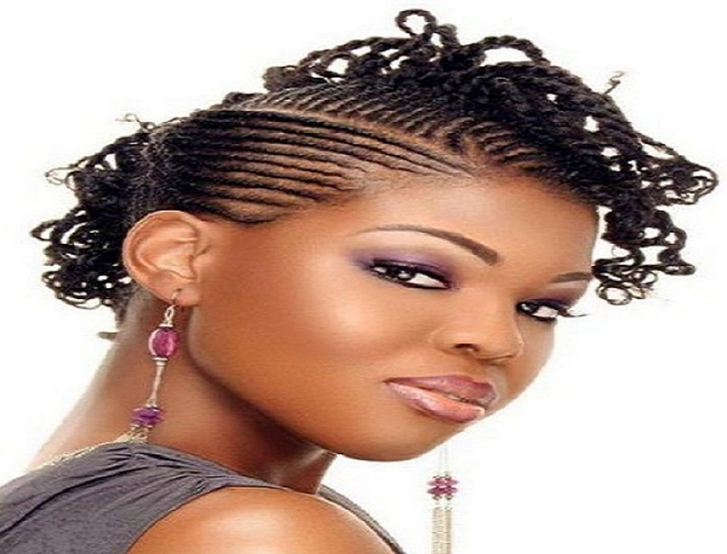 Amazing Braided Hairstyles For Black Women The Natural