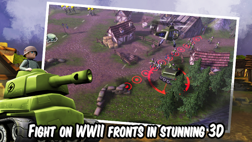 Hills of Glory 3D Android Apps Top