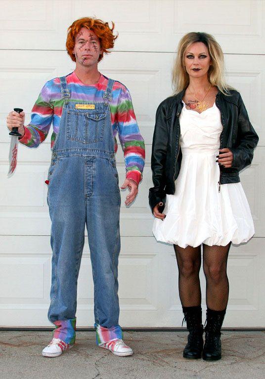 Hasil gambar untuk chucky and his wife costume