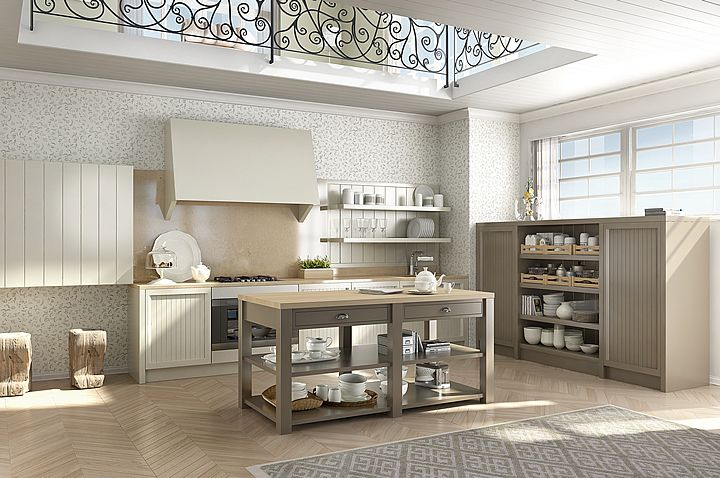 Cucine moderne cucine componibili moderne AURORA Poggibonsi Colle ...