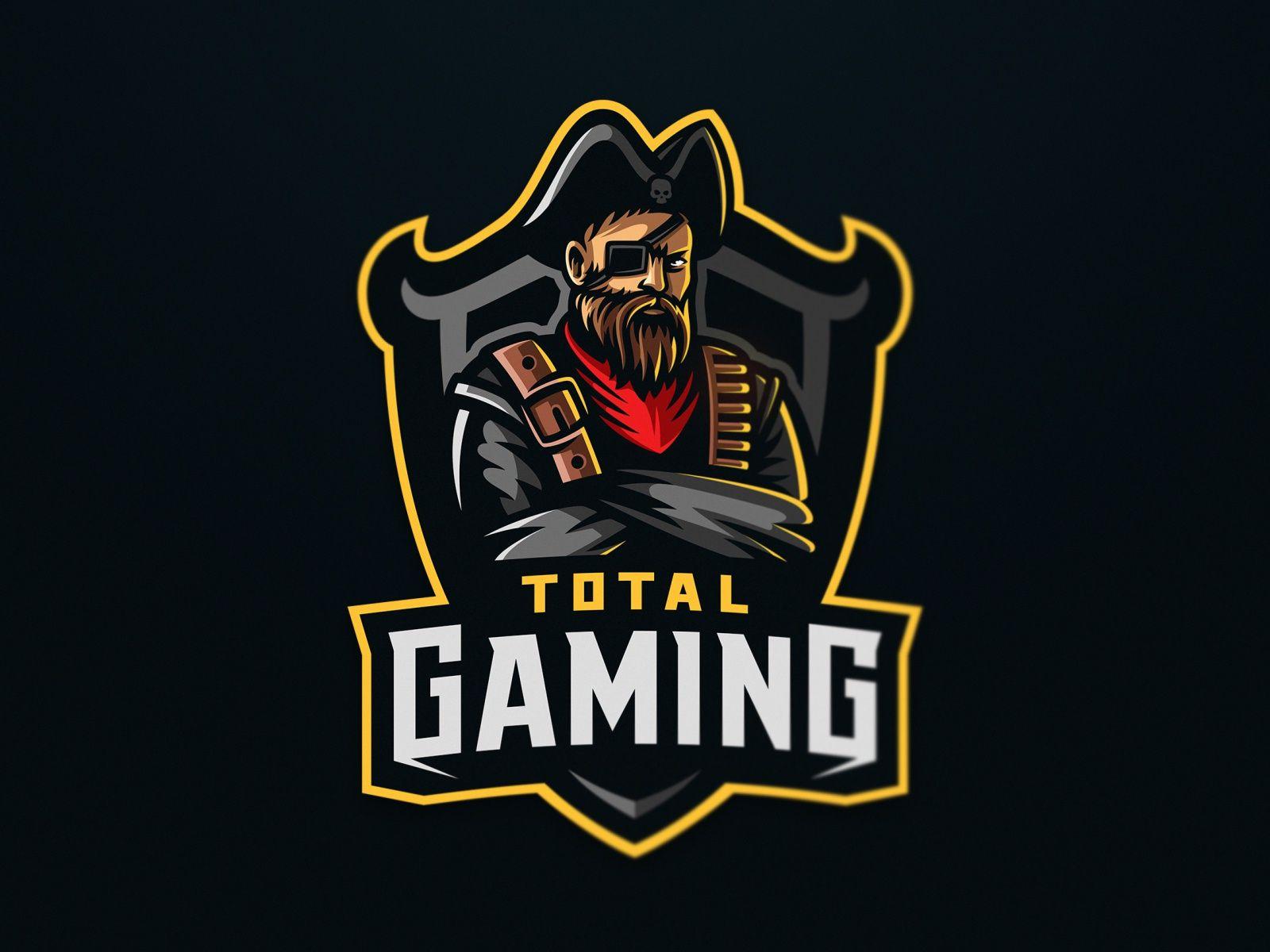 Total Gaming Photo Logo Design Game Logo Design Logo Design Free