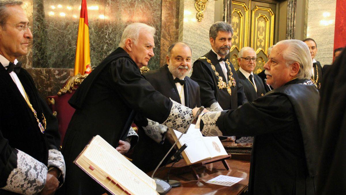 Luis Navajas actuará como sustituto provisional de Maza en la Fiscalía General del Estado