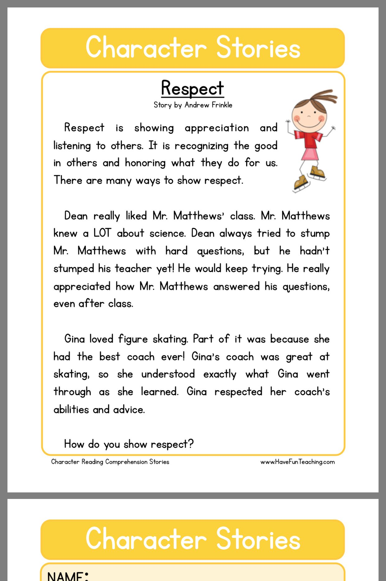 - Pin By Neveen Sherif On Zozo Reading Comprehension Worksheets