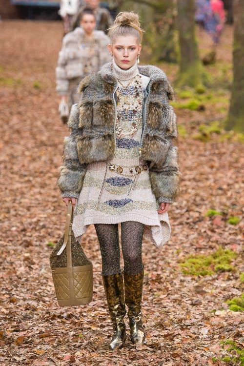 Chanel   Ready-to-Wear - Autumn 2018