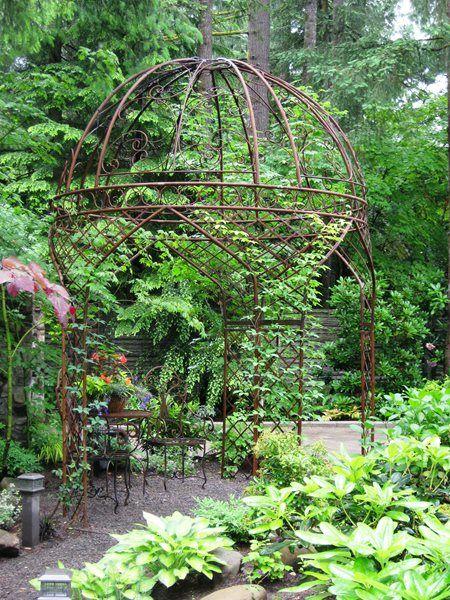 Shade Garden Pictures Seasons Garden Design Vancouver, WA ...