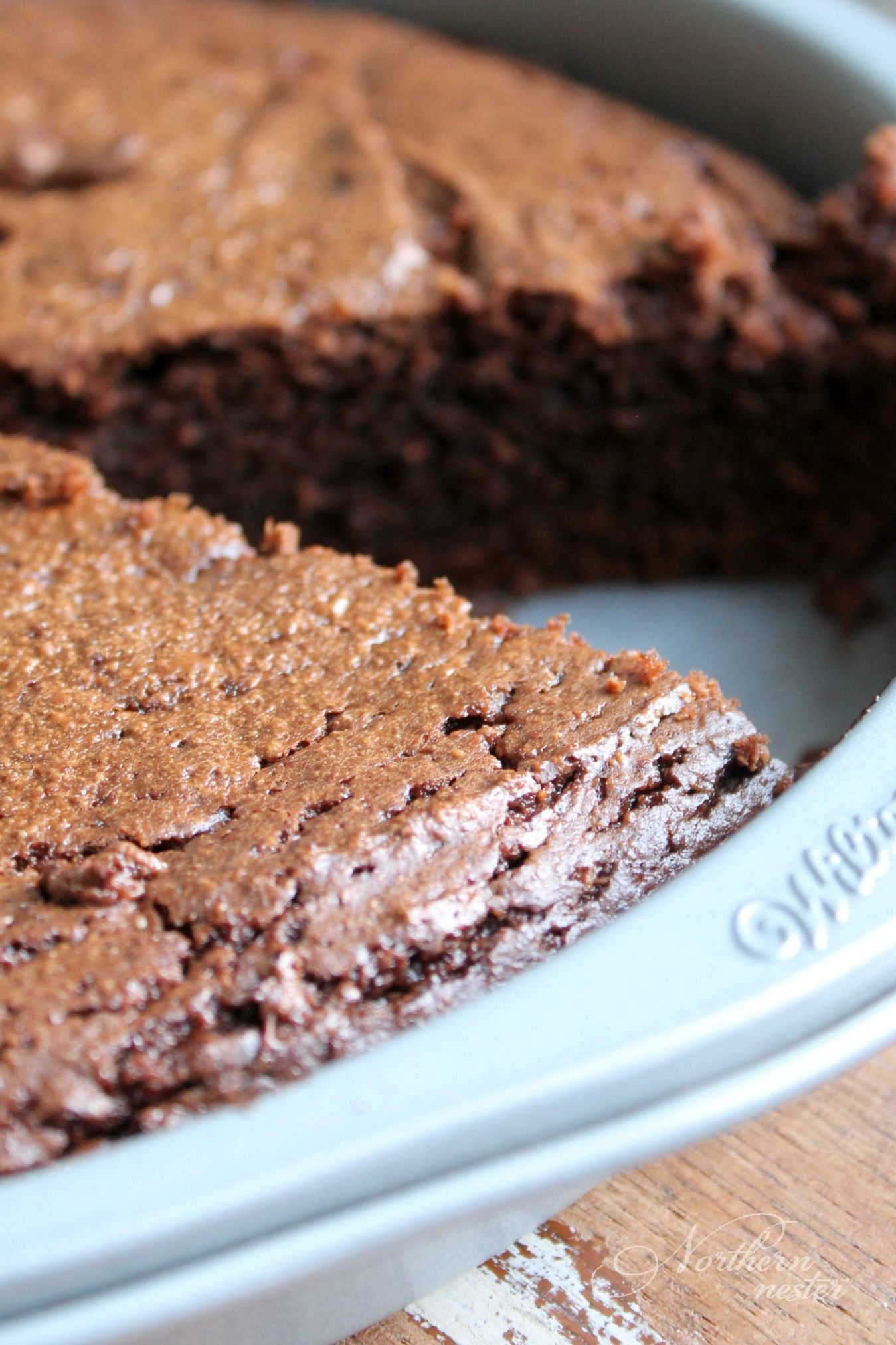 Chocolate Almond Butter Brownies Thm S Recipe Dessert