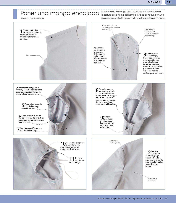 El gran libro de la costura / The Sewing Book: Mas de 300