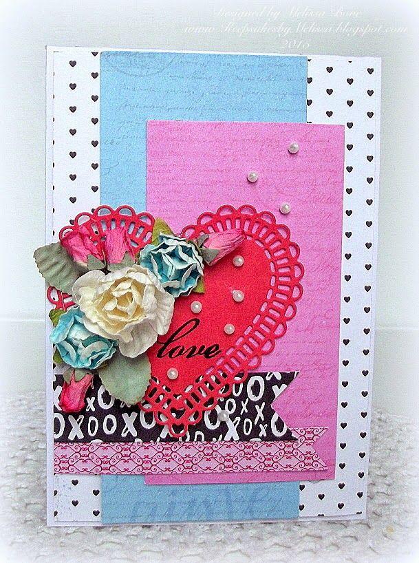 Creating from the Heart: ♥ love ♥ {MOJO383}