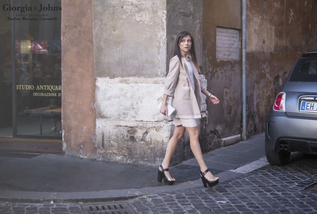 Fashion Blogger Capsule collection Giorgia & Johns
