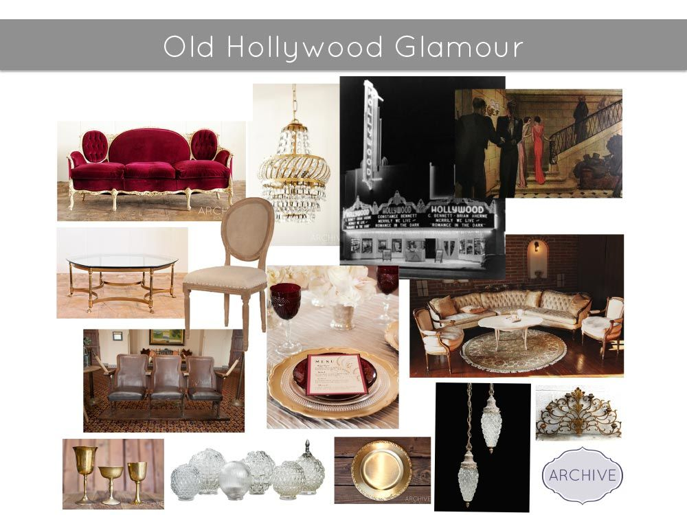 Archive Corporate Rentals Old Hollywood Glamour - Toyota, 2014