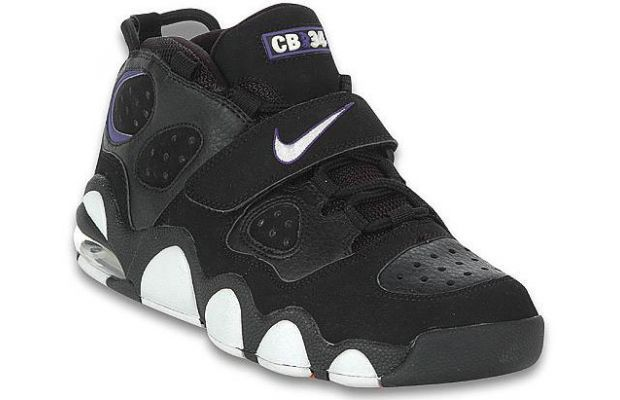 on sale 715ec 44e27 Nike Air CB 34 Year released  1995 Complex says  A beast of a shoe for a  beast of a player, the Air CB 34 was not subtle. Charles Barkley s  signature sleds ...