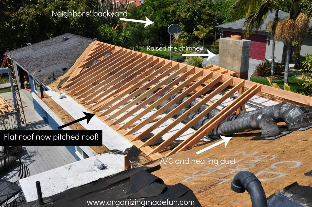 Beckybarnfather S Image Pitched Roof Mobile Home Roof Mobile Home Repair