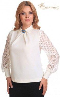 c6d08e98f6528 Женские блузки и рубашки больших размеров | casual в 2019 г ...