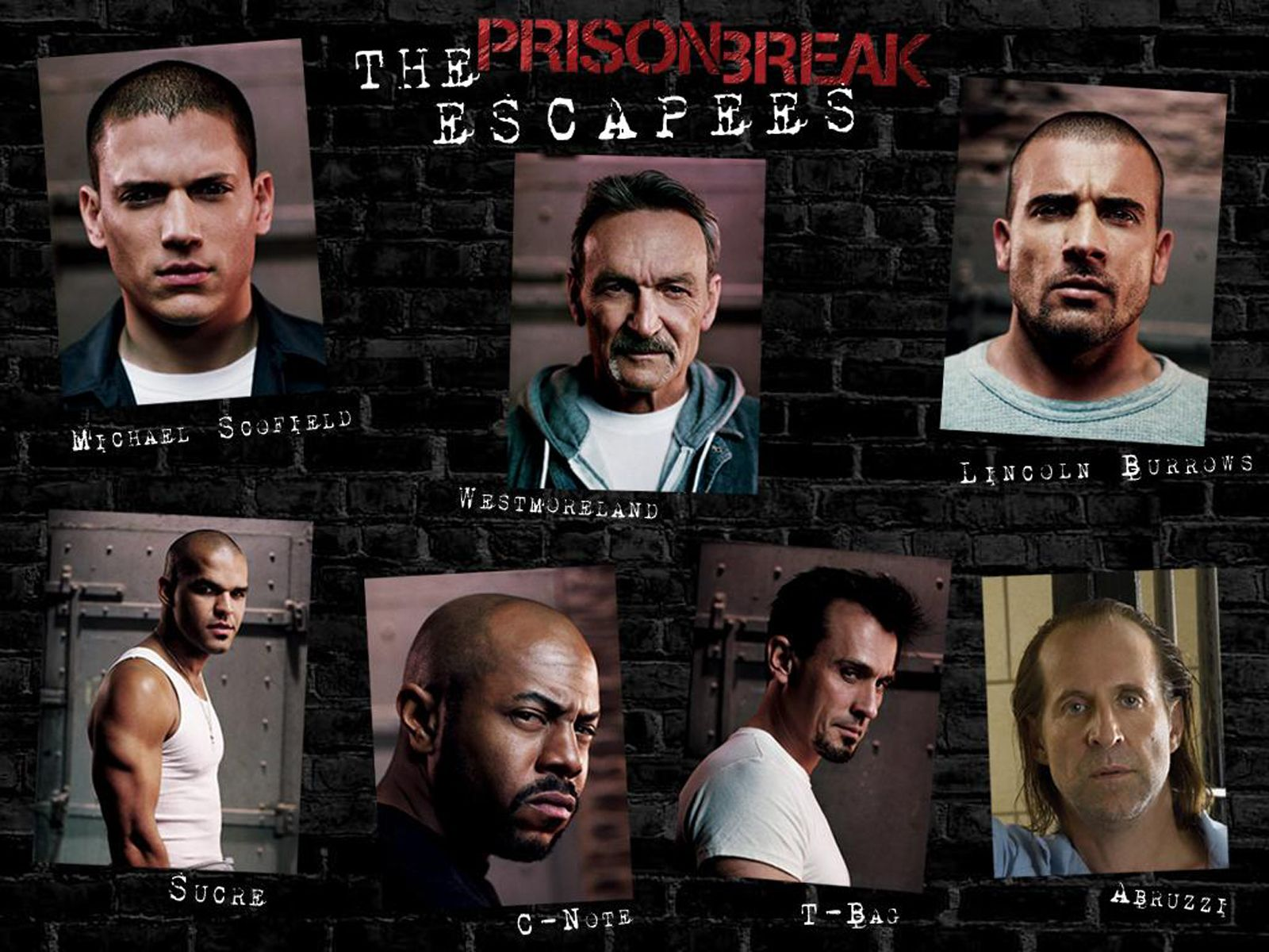Prison Break Photographs Prison Break Photos Pictures
