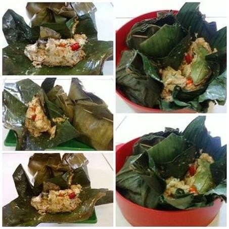 Resep Botok T2 Tahu Tempe Lamtoro Oleh Erry K Wibisono Resep Resep Masakan Indonesia Resep Makanan Memasak