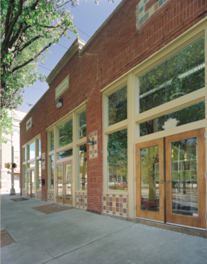 Commercial Window Tinting Store Front Window Tinting Business