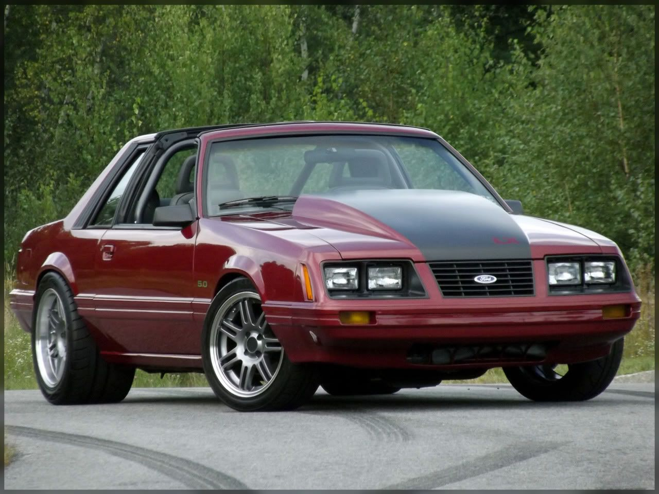 Post pics of your lowered mustang or capri page 15