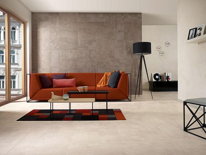 Floor Tiles For Living Room Simple Plain White Tiles Interior Design Living Room Floor Tile Design Living Room Tiles