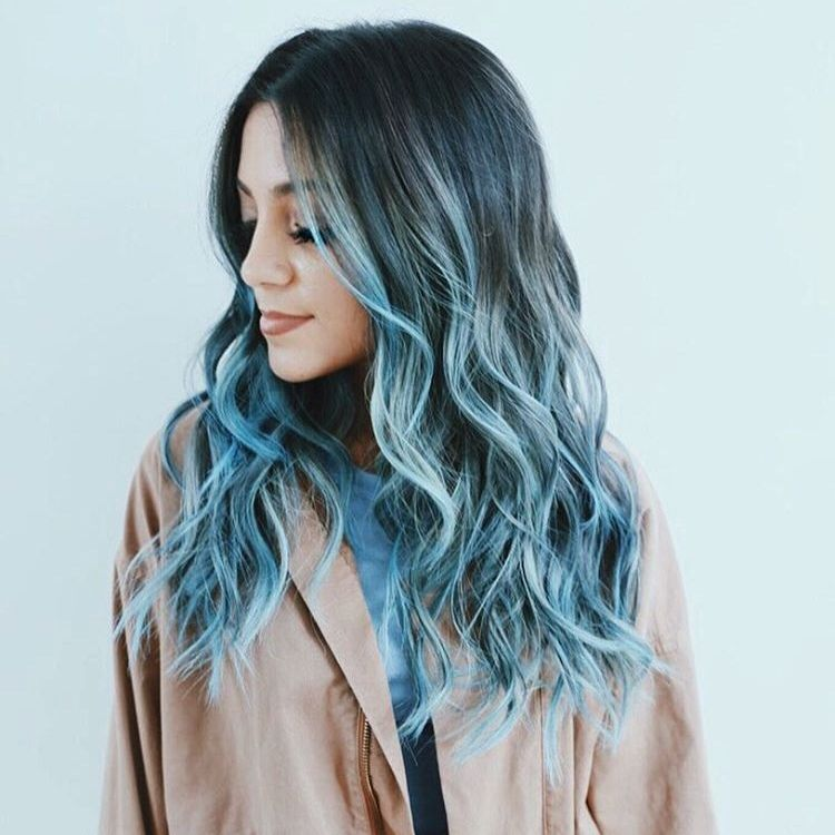 25 Thrilling Pastel Blue Hair Color Ideas Get Ready For Winter