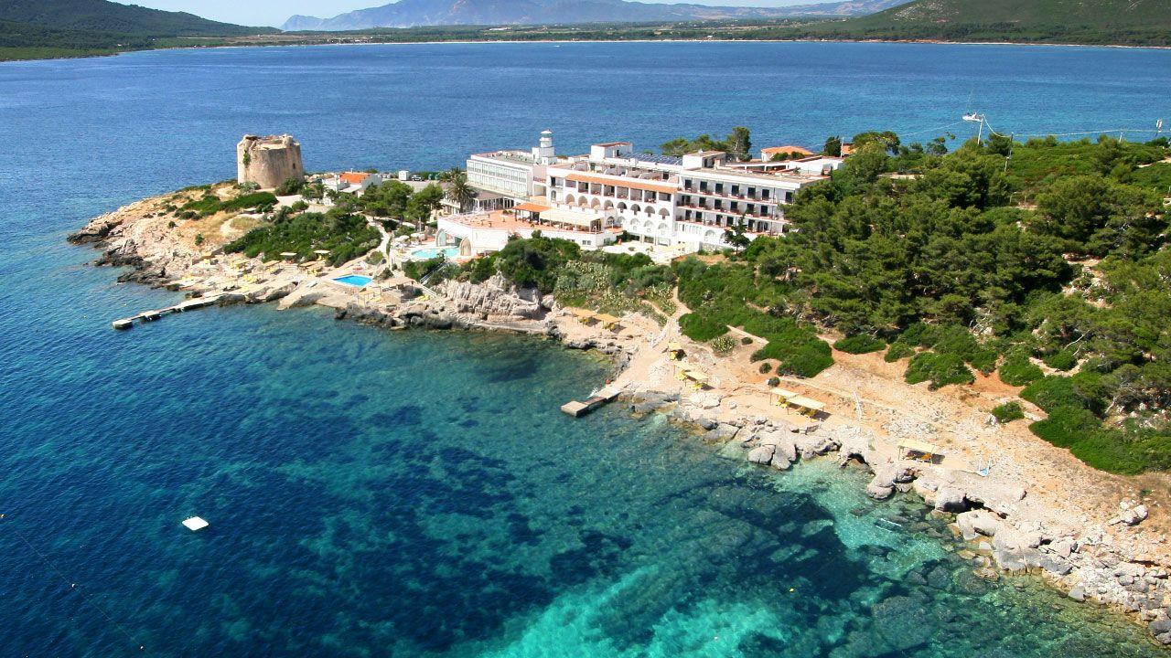 Hotelelfaro1 Un Oasi Sull Isola Alghero Nettopartners Http Www