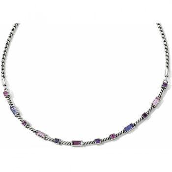CC-JJ 925 Sterling Silver Delicate Rose Charm Bead Pink Enamel