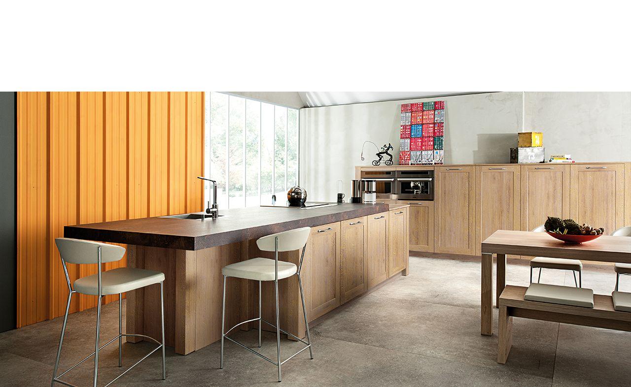 cuisine design bois aragon maestro cuisines