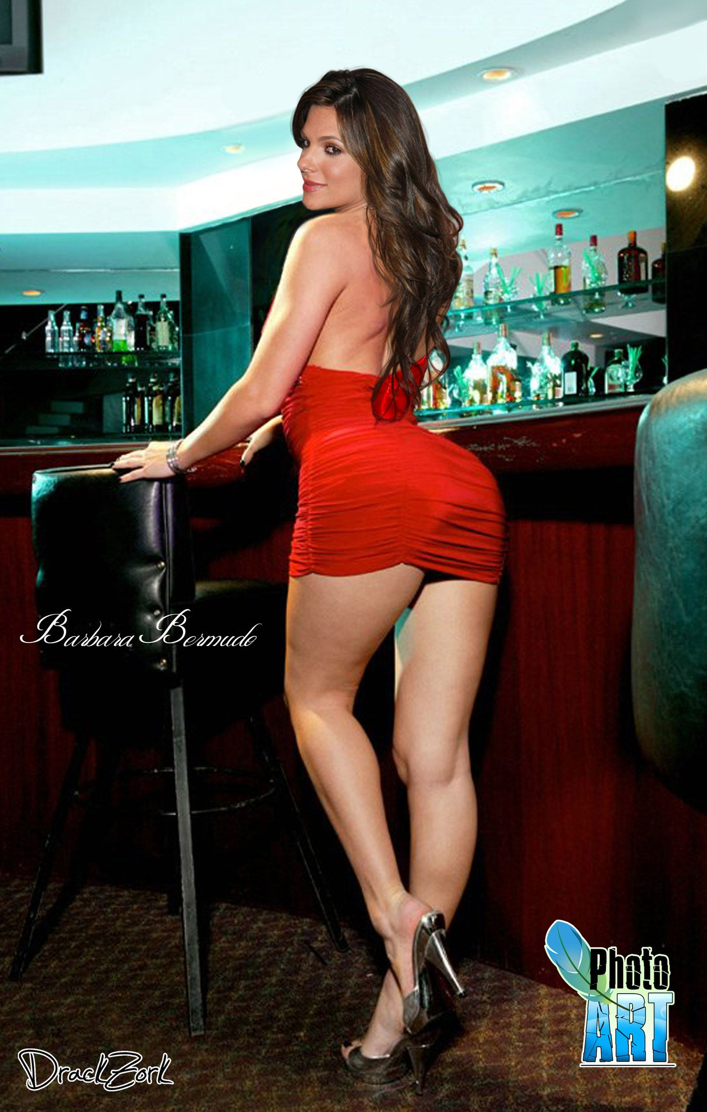 Barbara bermudo xxx, leah garcia naked