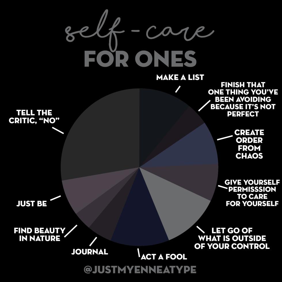 self-care – Just My Ennea Type