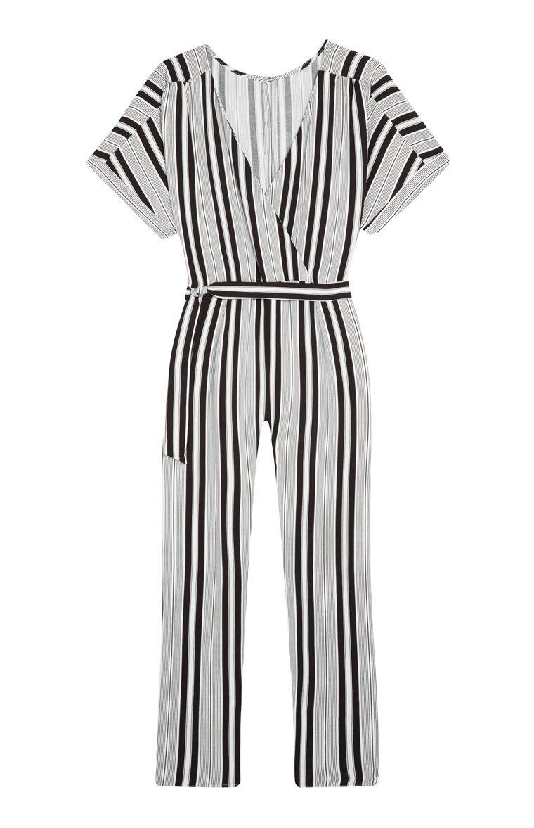 e82880292cd3 Primark - Monochrome Stripe Jumpsuit