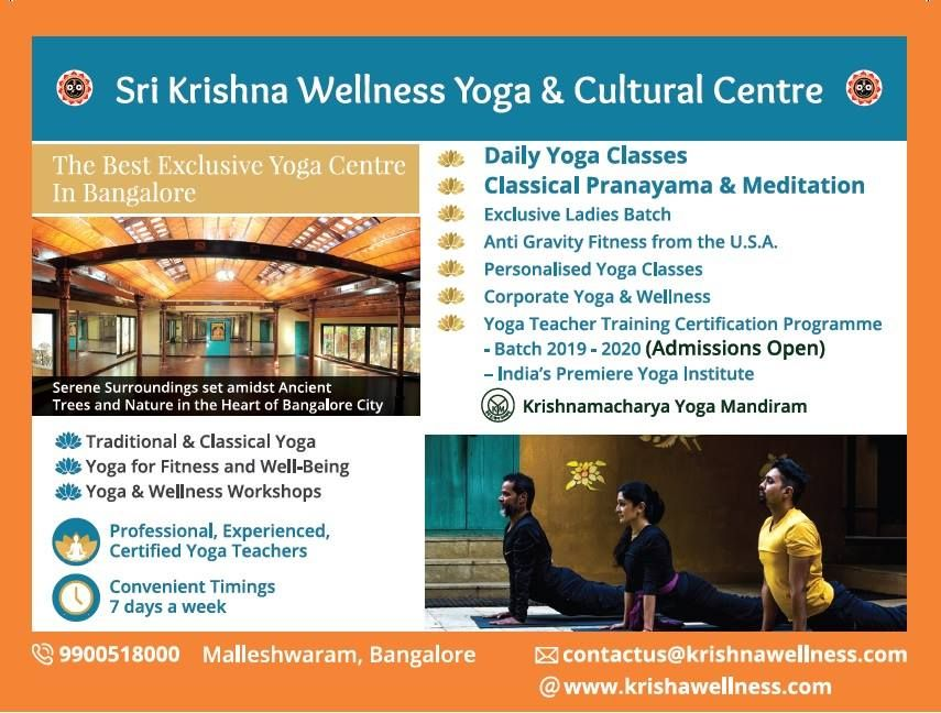 A Unique Yoga Centre Set Amongst Ancient Trees In A Serene Calm Pollution Free Environment To Energise You Daily Yoga Institute Corporate Yoga Wellness Yoga