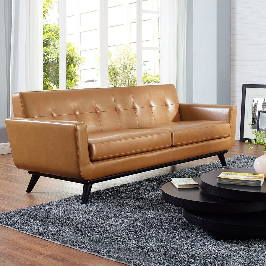 Brown Leather Sofa Canada In 2020 Leather Sofa Tan Leather Sofas Sofa Upholstery