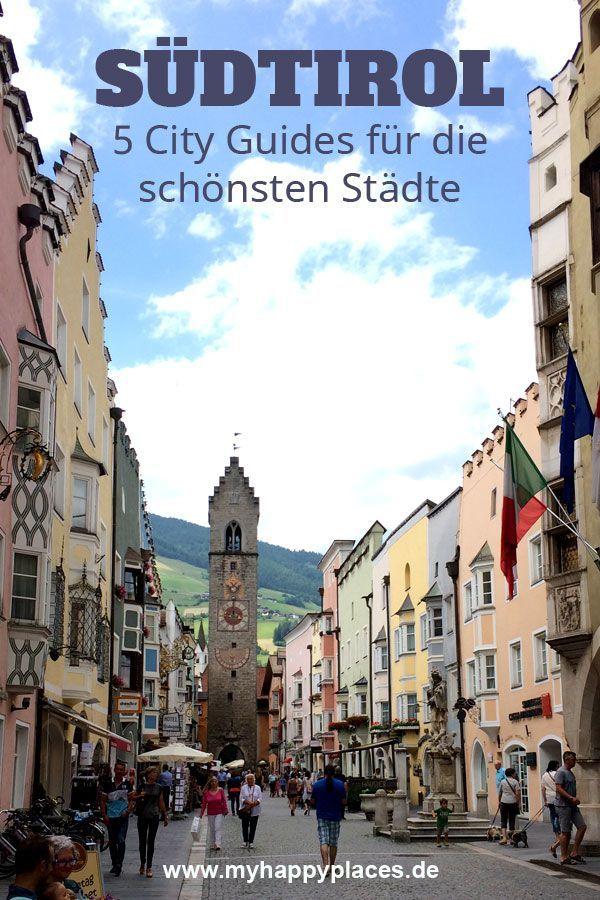 Photo of Sterzing, Meran oder Brixen: Tipps für Südtirols urige Städte