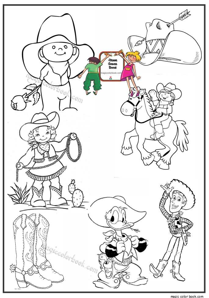 Pin by Magic Color Book on Donald Duck Disney Coloring pages ...