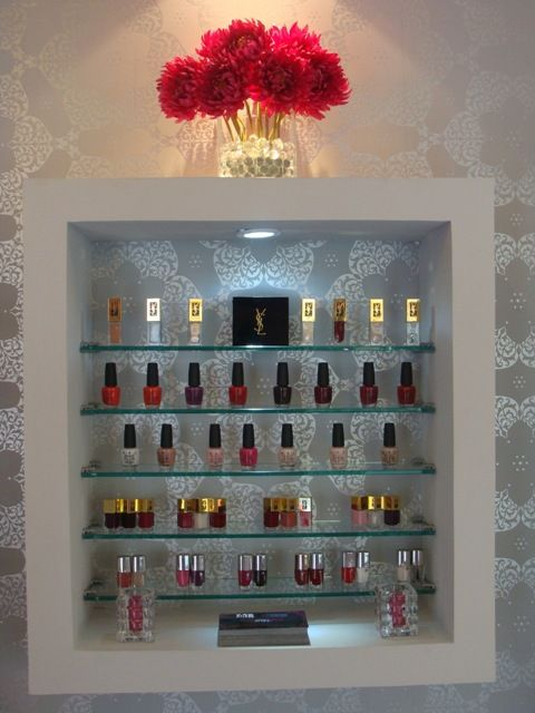 Salon de belleza peque o buscar con google salon spa - Ideas decoracion salon pequeno ...