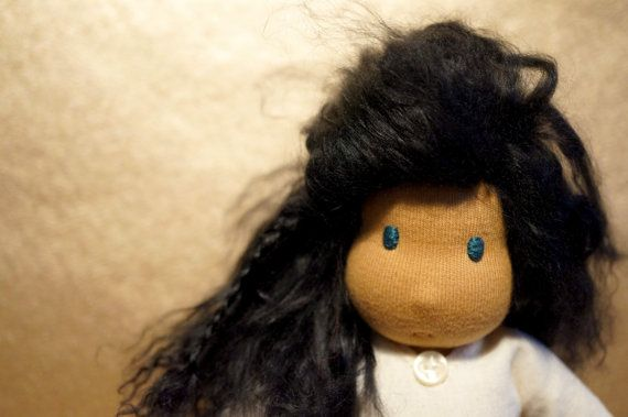 9'' exclusive handmade doll collectible by DORIMU on Etsy, $199.00