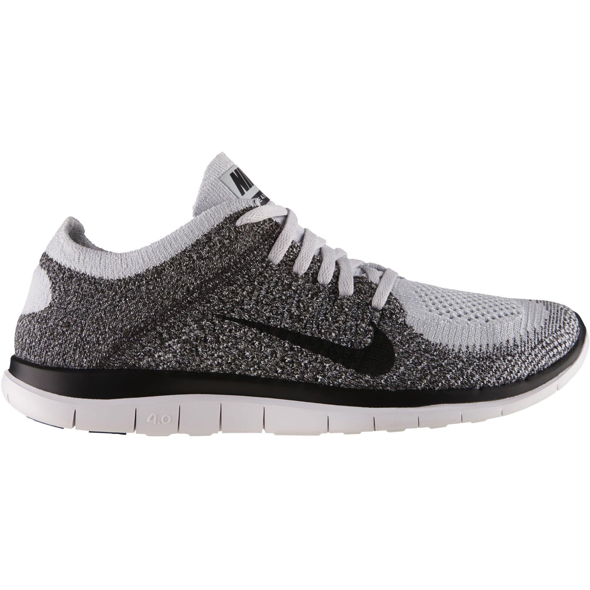 san francisco bc1ab 0d3c3 49.99 Mens Nike Free 3.0 V6 Flyknit Black Wolf White Black Pinterest Roshe,  Nike roshe Nike Free Flyknit 3.0 Running Shoes Womens ...