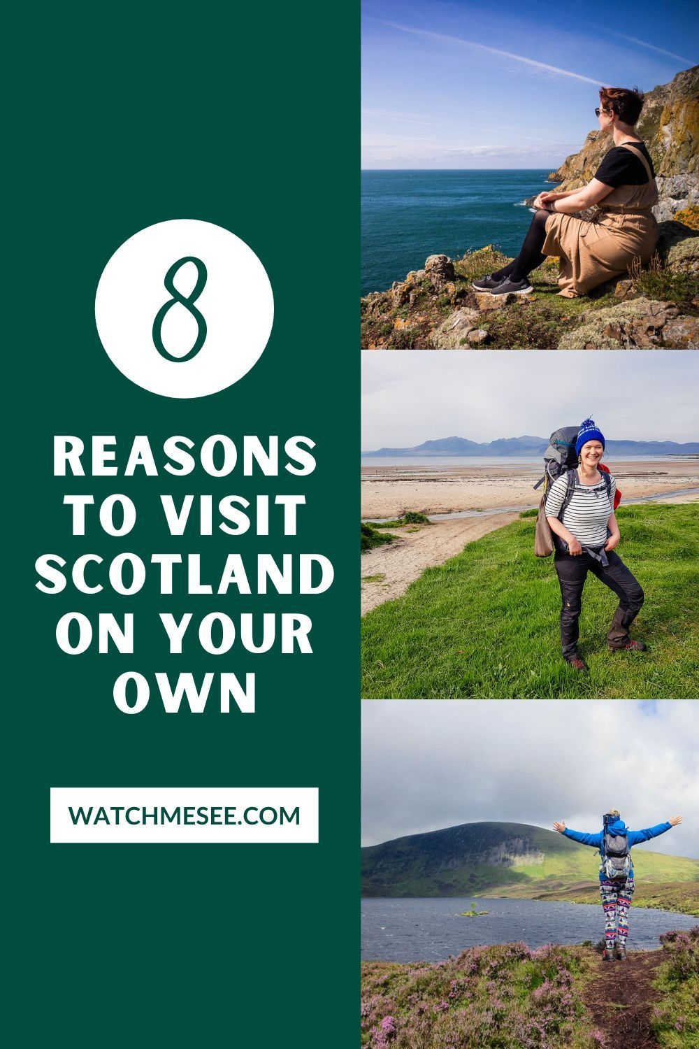8 Reasons why Scotland is Perfect for Female Solo