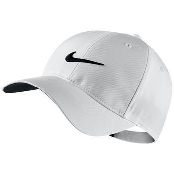 Nike Legacy91 Tech Cap - White: Nike Legacy91 Tech Cap - White Dri-Fit